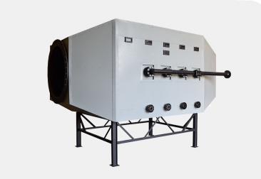 Steam Coil Transition Unit
