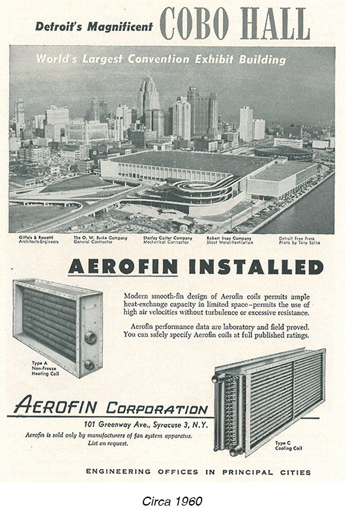 vintage ad from 1960